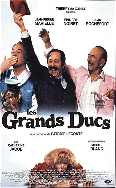 Les Grands Ducs Les Grands Ducs DVD Zone 2 Patrice Leconte JeanPierre