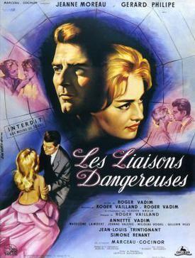 Les Liaisons dangereuses (film) movie poster