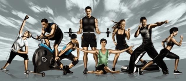 Les Mills Les Mills Arena Event 2015 FitnessFlex