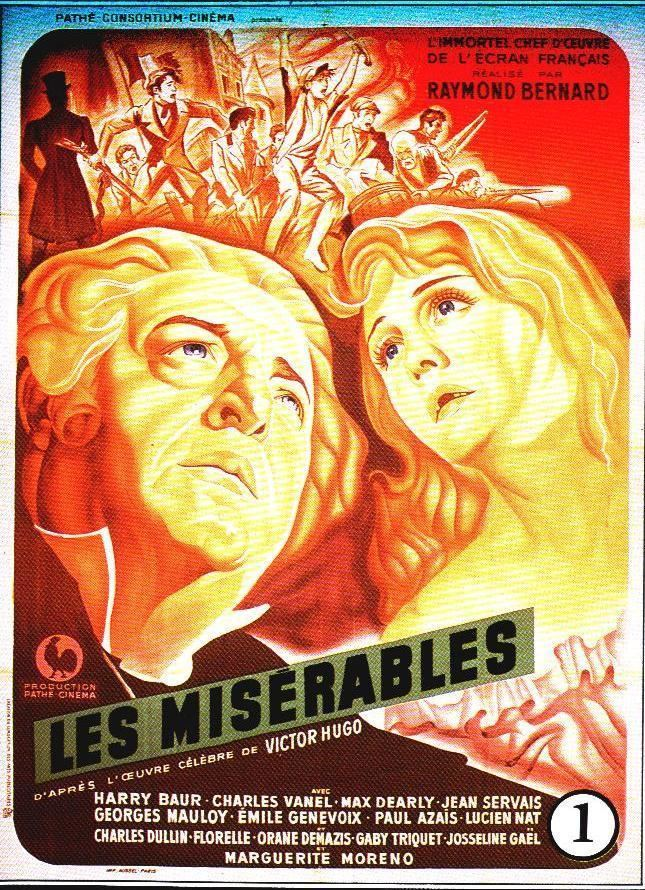 Les Misérables (1934 film) Films of quotLes Miserablesquot