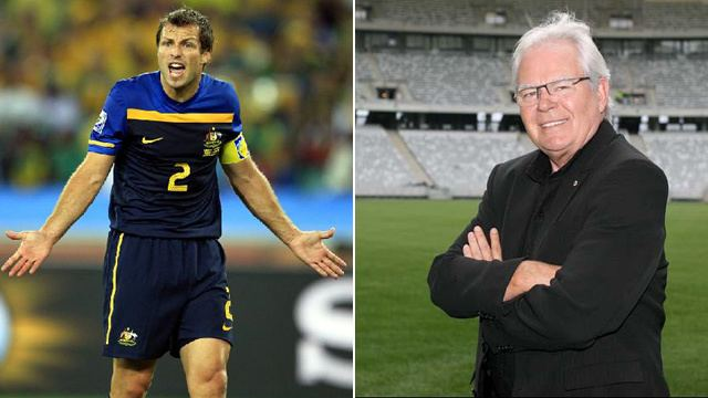 Les Murray (broadcaster) Les Murray retracts allegations about Lucas Neill39s