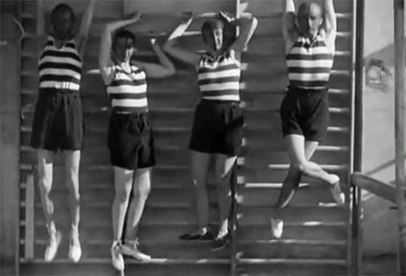 Les Mystères du Château de Dé Les Mystres du Chteau de D 1929 Film by Man Ray Candlelight