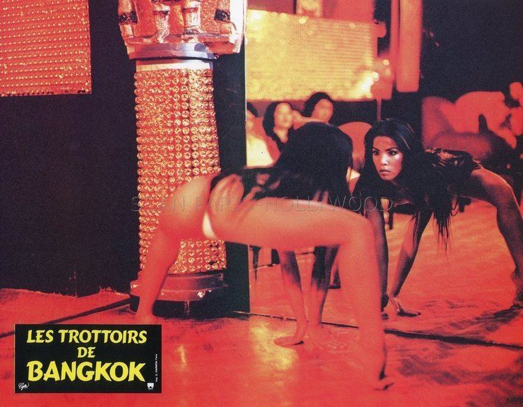 Les Trottoirs de Bangkok SEXY YOKO JEAN ROLLIN LES TROTTOIRS DE BANGKOK 1984 VINTAGE LOBBY