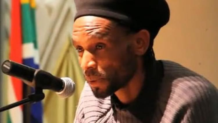 Lesego Rampolokeng South African poet Lesego Rampolokeng Public Radio
