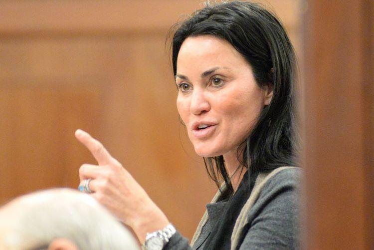 Lesil McGuire Anchorage Sen Lesil McGuire claimed legislative expenses while
