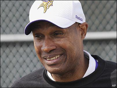 Leslie Frazier Browns head coach Rob Chudzinski Vikings Leslie Frazier both fired