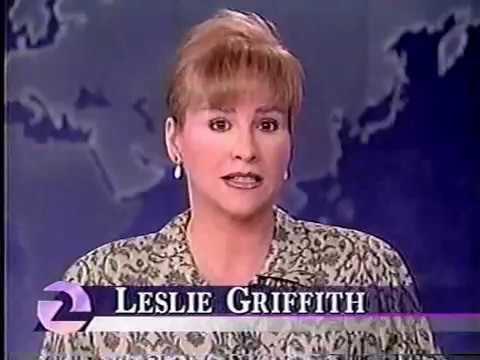 Leslie Griffith KTVU 1997 Leslie Griffith News Promo SF Bay Area 90s YouTube
