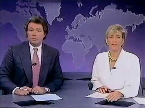 Leslie Griffith KTVU 12171989 News Promo Channel 2 SF Bay Area 80s YouTube