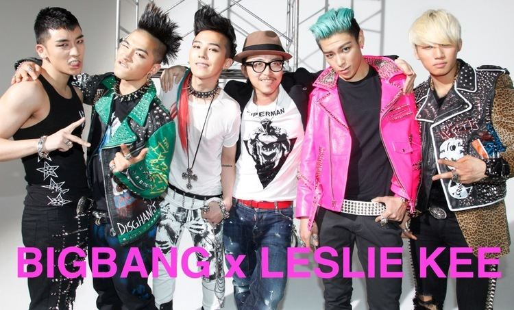 Leslie Kee Leslie Kee YGFCYGFamilyClub Latest Update About YG