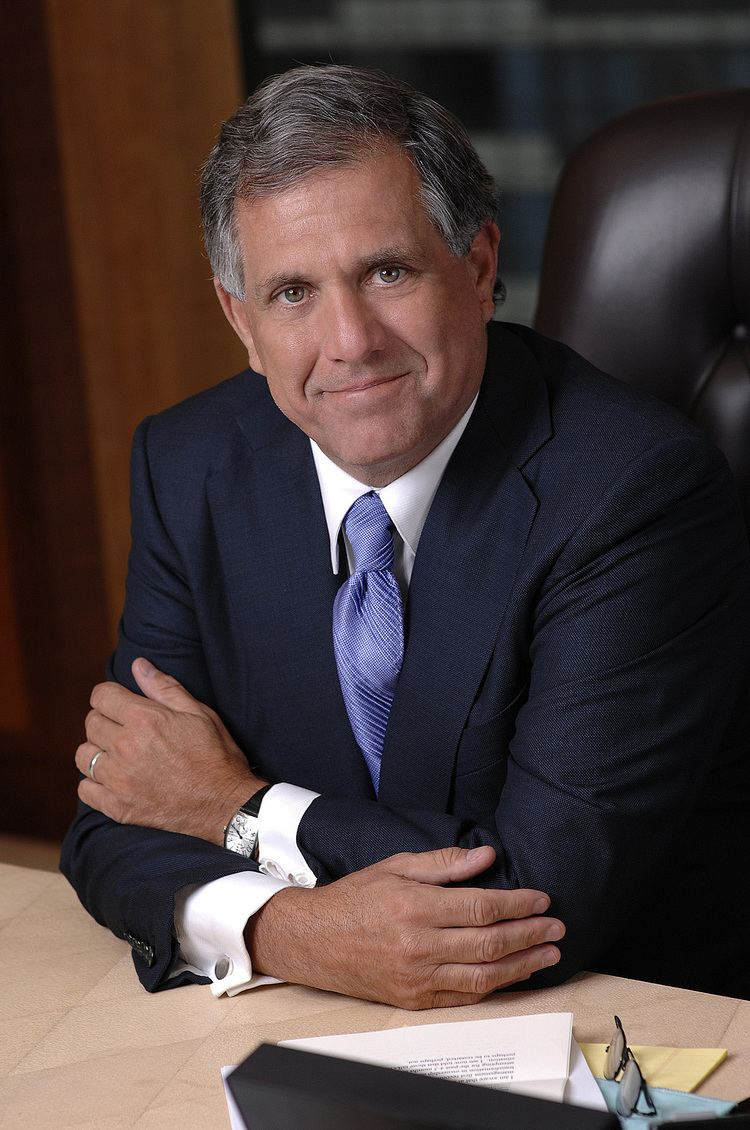 Leslie Moonves CBS39s Leslie Moonves to Discuss Opportunities for Radio at