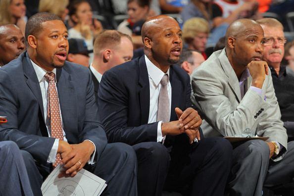 Lester Conner Lester Conner Pictures Phoenix Suns v Denver Nuggets