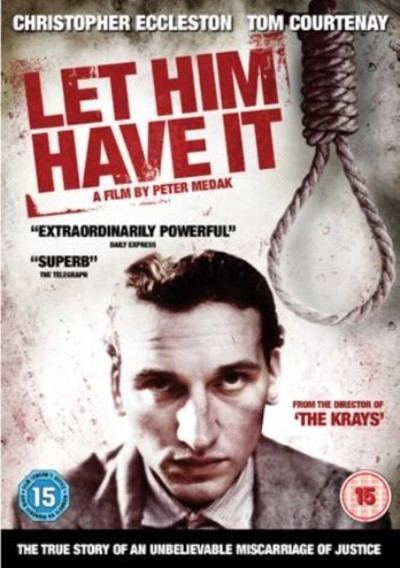 Let Him Have It Let Him Have It Movie Review Film Summary 1992 Roger Ebert