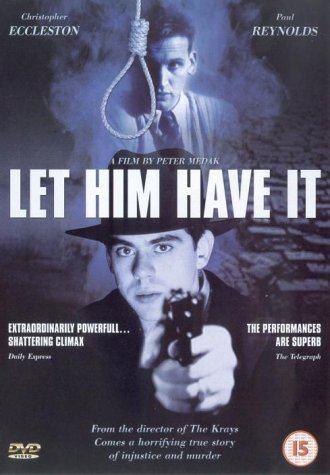 Let Him Have It Let Him Have It DVD 1991 Amazoncouk Christopher Eccleston