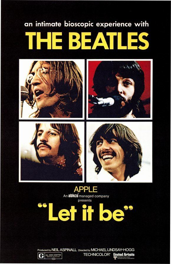 Let It Be (1970 film) The Beatles