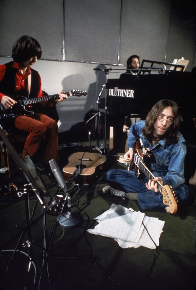 Let It Be (1970 film) The Let It Be Sessions The Beatles