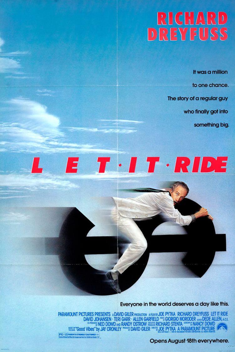 Let It Ride (film) wwwgstaticcomtvthumbmovieposters11806p11806