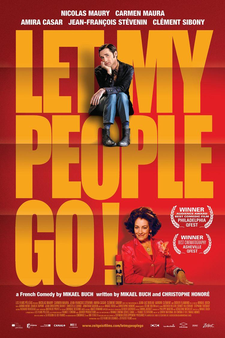 Let My People Go! (2011 film) wwwgstaticcomtvthumbmovieposters9148638p914