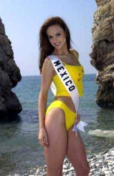 Leticia Murray sUKA jALAN Leticia Murray Miss Universe Mexico 2000