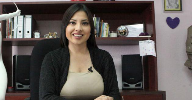 Leticia Quezada Contreras Delegada Leticia Quezada miente Fernando Mercado Nota