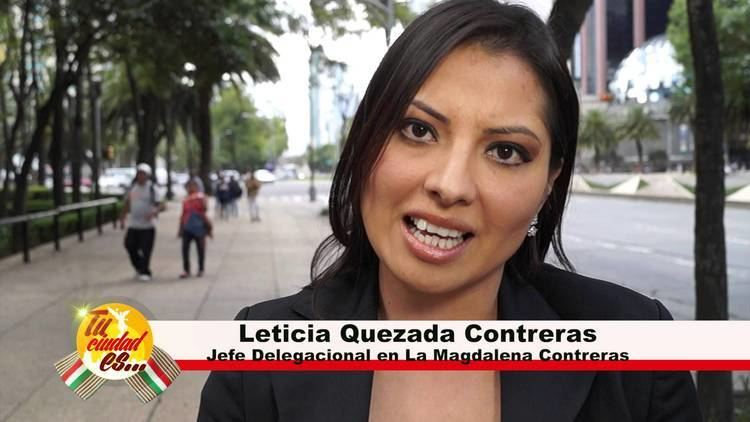 Leticia Quezada Contreras Leticia Quezada delegada en Magdalena Contreras te