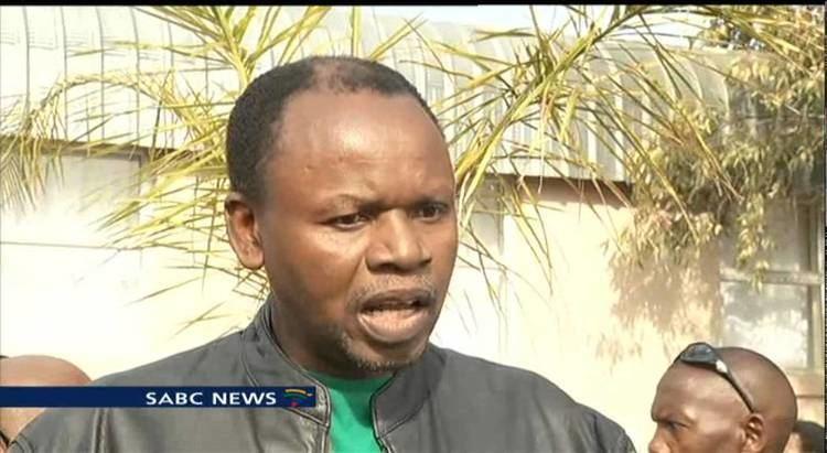 Letlapa Mphahlele PAC expelled Letlapa Mphahlele calls for unity YouTube