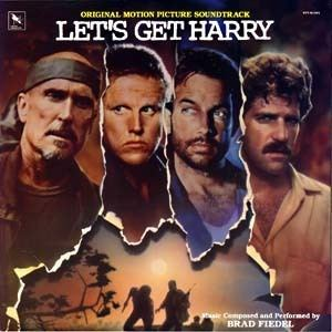 Let's Get Harry Lets Get Harry Soundtrack details SoundtrackCollectorcom