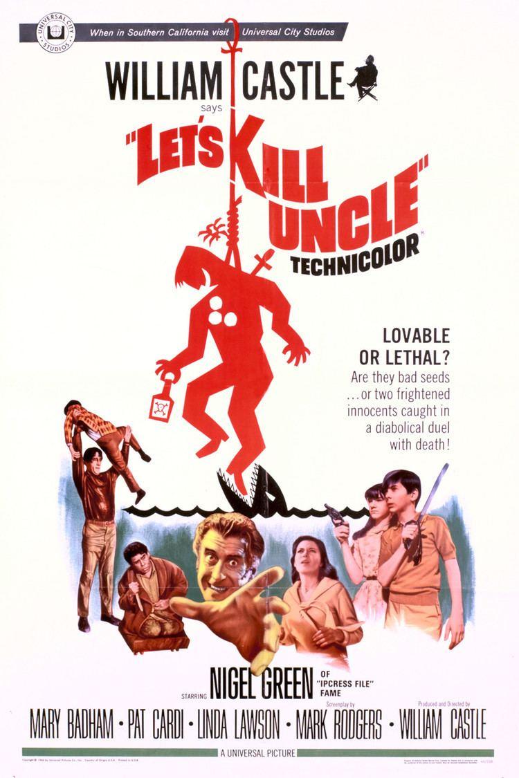 Let's Kill Uncle wwwgstaticcomtvthumbmovieposters40262p40262