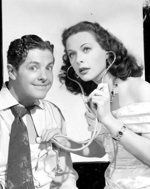 Let's Live a Little Hedy Lamarr as Doctor JO Loring in Lets Live A Little 1948