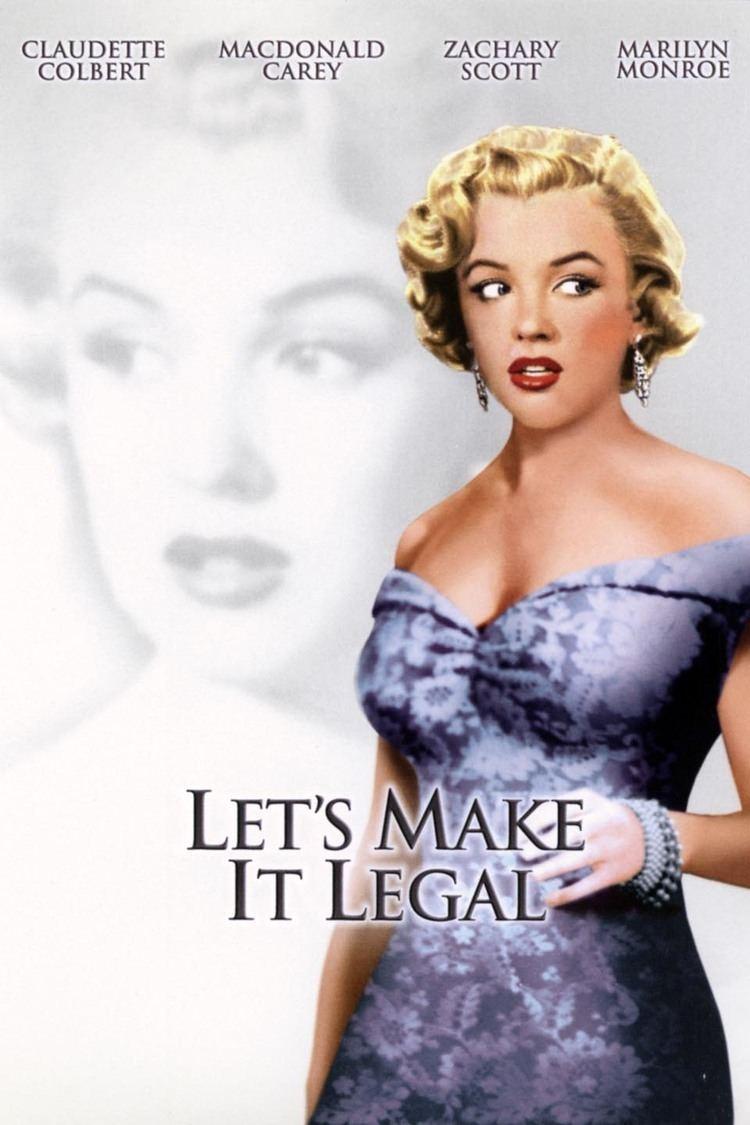 Let's Make It Legal wwwgstaticcomtvthumbdvdboxart47354p47354d