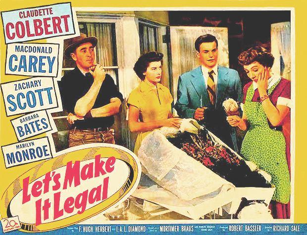 Let's Make It Legal Lets Make It Legal 1951