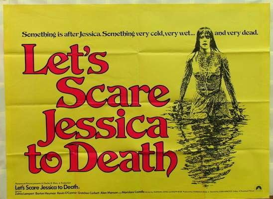 Let's Scare Jessica to Death The Doubting of Reality in Lets Scare Jessica to Death Film