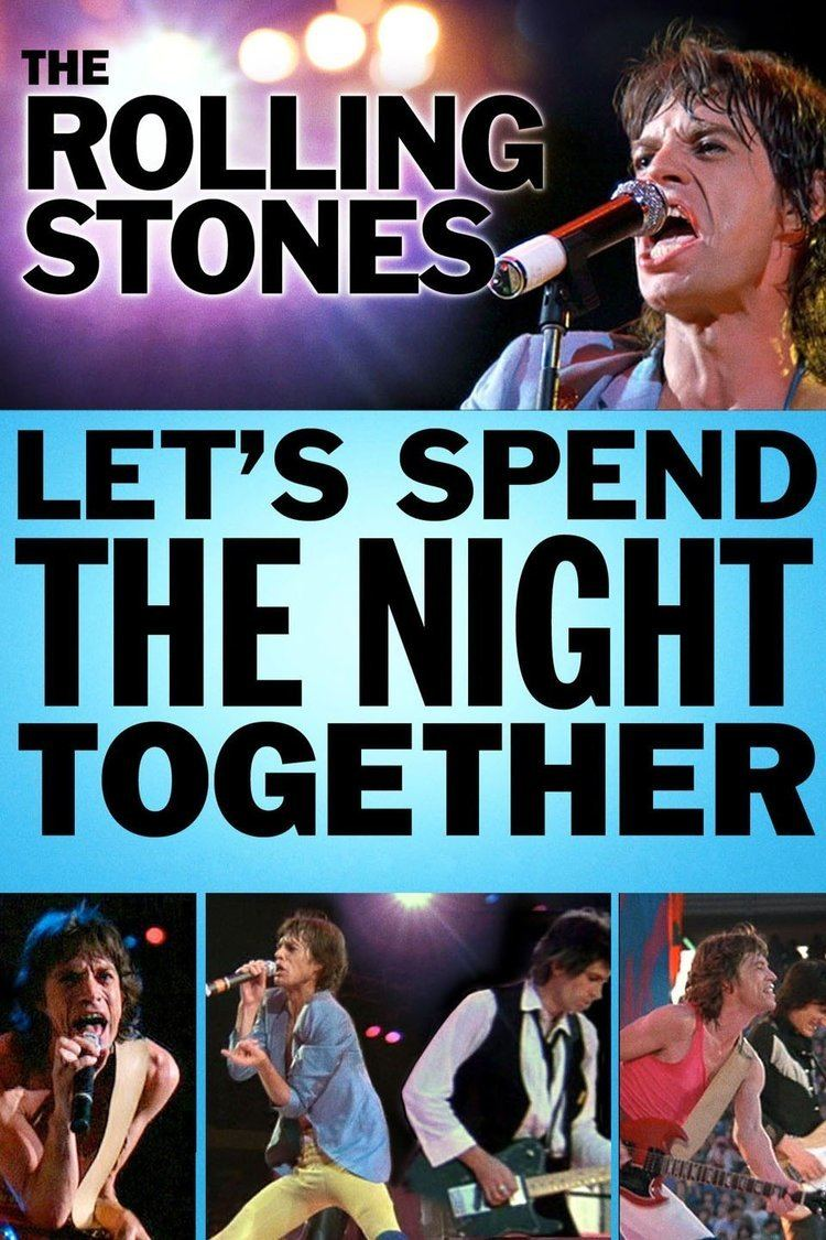 Let's Spend the Night Together (film) wwwgstaticcomtvthumbmovieposters6655p6655p