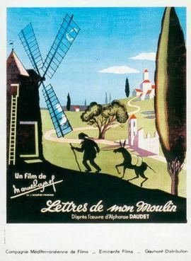 Letters from My Windmill (film) movie poster