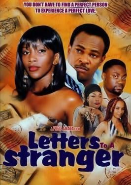 Letters to a Stranger movie poster