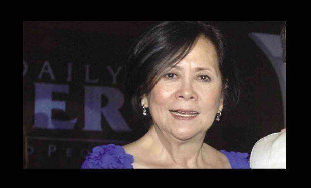 Letty Jimenez Magsanoc Esteemed PDI editor in chief Letty J Magsanoc passes away