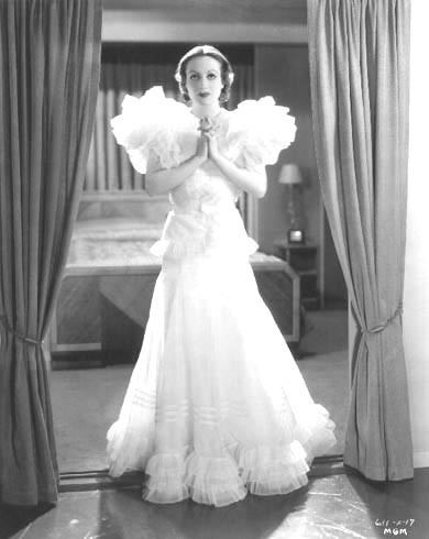 Letty Lynton The Letty Lynton Dress Adrian and Joan Crawfords Shoulders Part