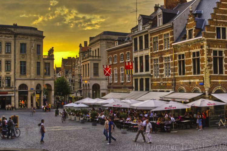 Leuven Culture of Leuven