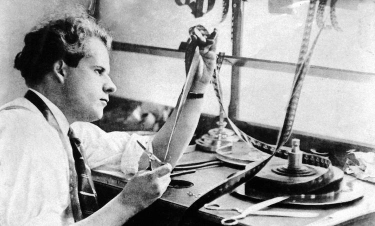 Lev Kuleshov The Kuleshov Effect Matas Ventura