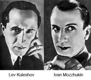 Lev Kuleshov yourowenme The Kuleshov effect