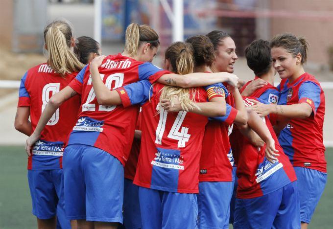 Levante UD (women) eldesmarquevalenciaeldesmarqueportanetdnacdnco