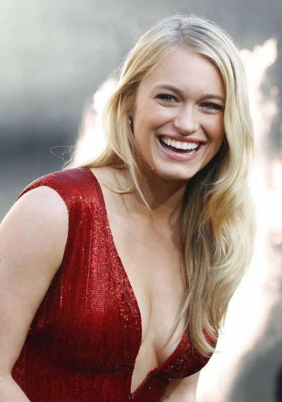 Leven Rambin Leven Rambin hot at The Hunger Games11 GotCeleb
