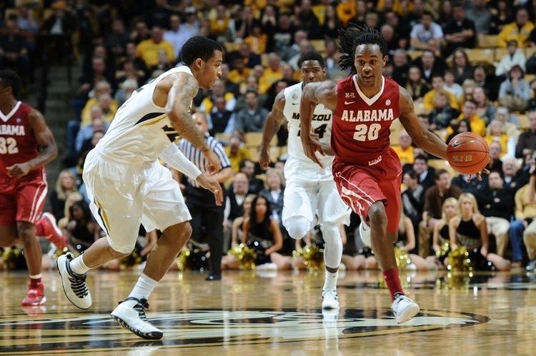 Levi Randolph SEC Can Levi Randolph Save Alabama Basketball