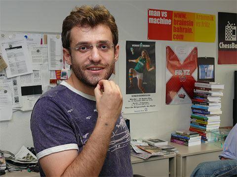 Levon Aronian wwwchessbasecomnews2008aronian01jpg