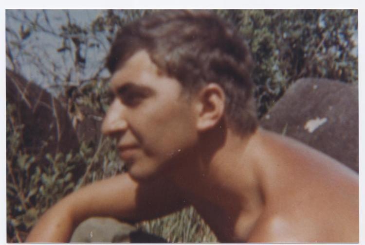 Levon Marashlian Marashlian in Vietnam 196869