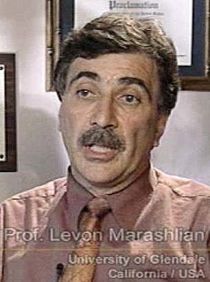Levon Marashlian wwwtallarmeniantalecompicsprofessorsMarashlia