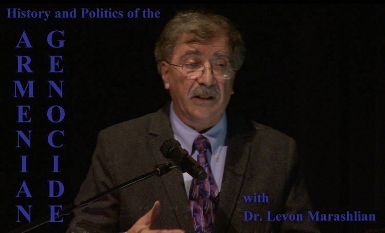 Levon Marashlian GCC The History and Politics of the Armenian Genocide with Dr