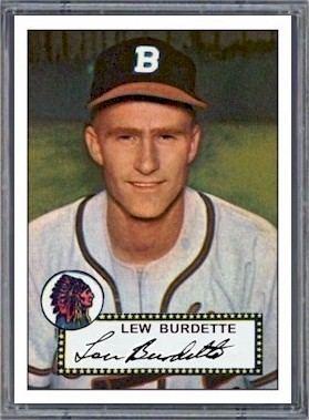 Lew Burdette LewBurdetteCardPage
