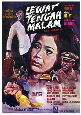 Lewat Tengah Malam movie poster
