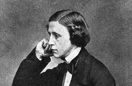 Lewis Carroll Lewis Carroll The Poetry Foundation