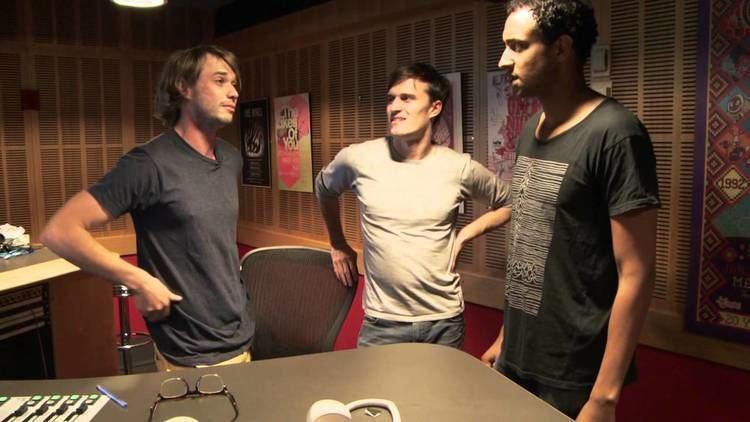 Lewis McKirdy New triple j breakfast host Matt Okine meets Lewi McKirdy YouTube